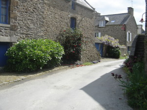 Gîte au Minihic sur rance, à 100 mètre de la cale de la Landriais et de sa plage . Endroit proche de Dinard et de Saint Malo